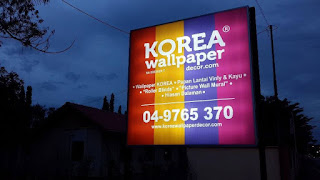 Korea Wallpaper And Decor Kerja Kosong