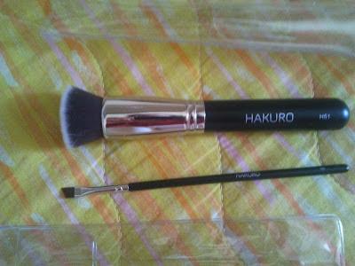 Ancora pennelli, questa volta...Hakuro ( Dalla Polonia)