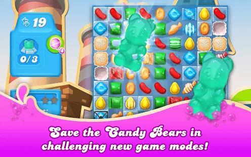 Candy Crush Soda Saga mod apk v1.40.28