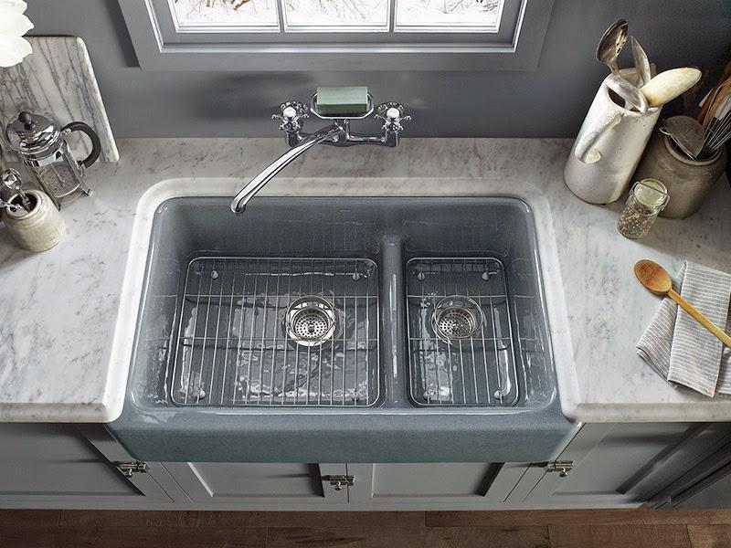 Fregaderos que le dan un toque personal a la cocina - Modelos de fregaderos ...