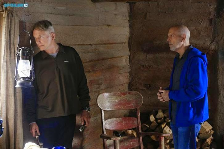 "NCIS - Cabin Fever - Review: ""It's not how you fall, it's how you rise"""