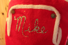 My Father's stocking that is now mine!