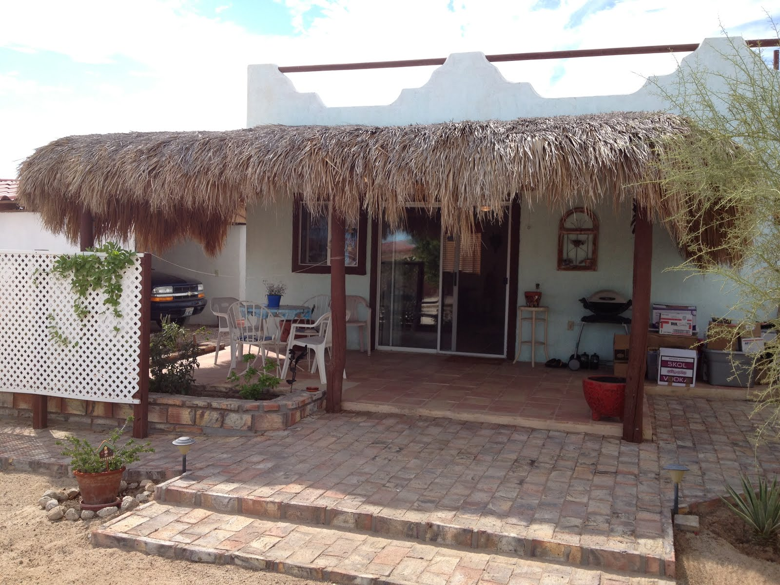 San felipe baja california mexico real estate updates for Nudura cost per square foot