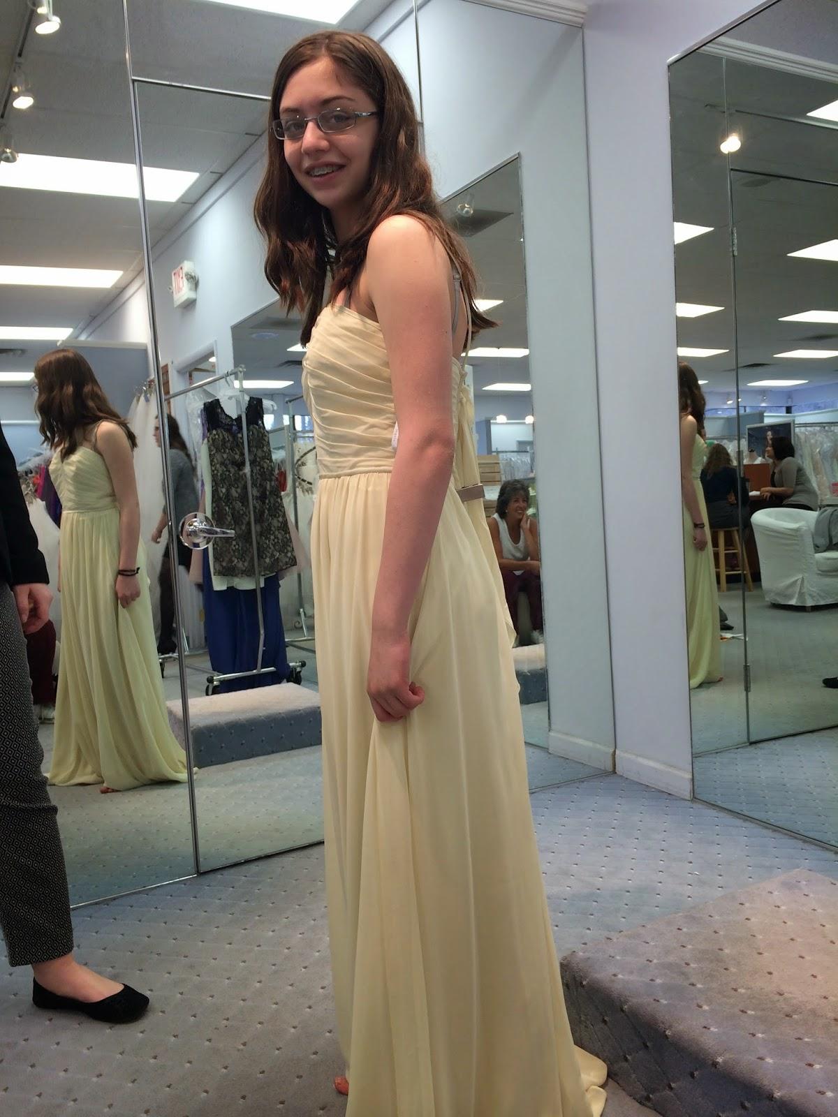 Doeblerghini Bunch:  Bridesmaid Dresses - Long Spaghetti Straps