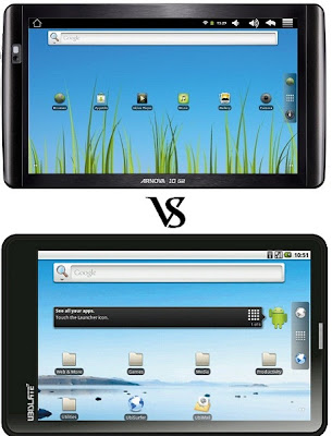 Aakash Vs Aakash 2 Tablet: Comparison of What is Same and Different?