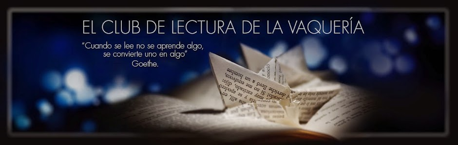 El club de lectura de la Vaquería