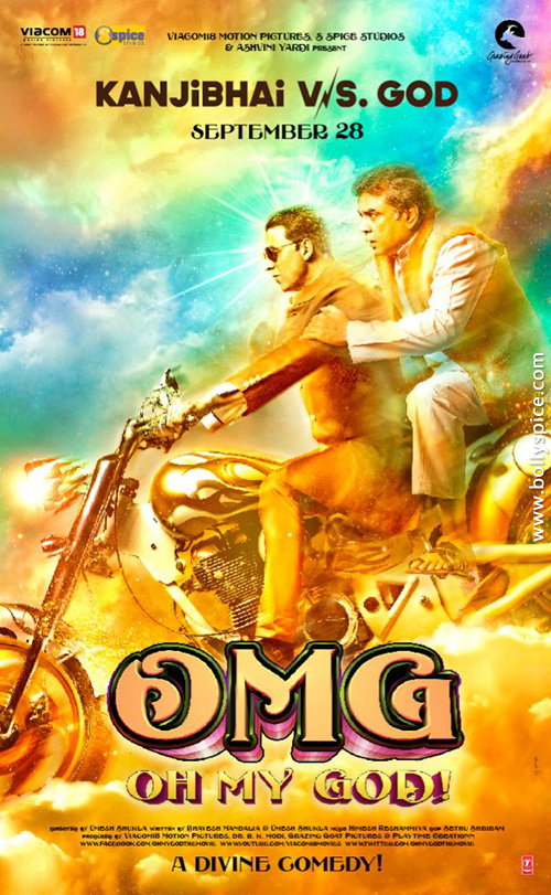 OMG Oh My God : Official - Akshay Kumar & Paresh Rawal