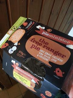 Pieminister Free Ranger pie