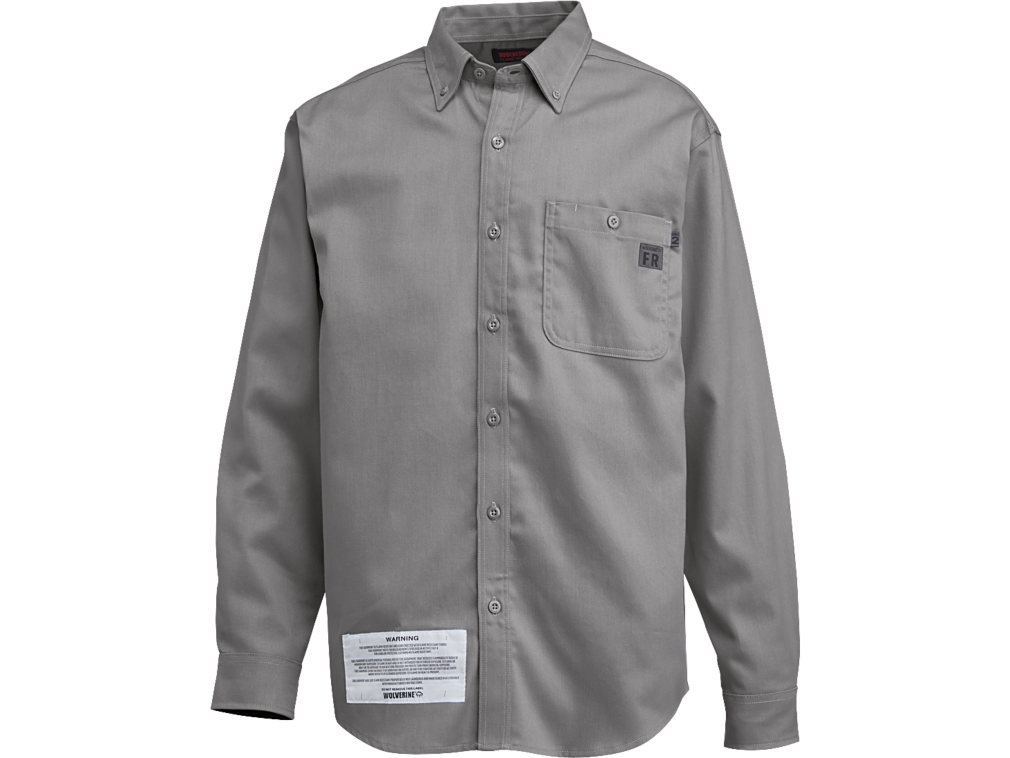 flame resistant twill shirt