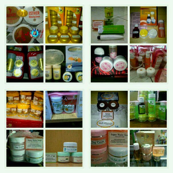 Supplier Kosmetik