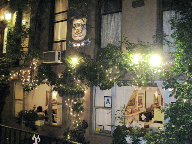 Dining in New York is a wonderful experience at Marchi's Restaurant