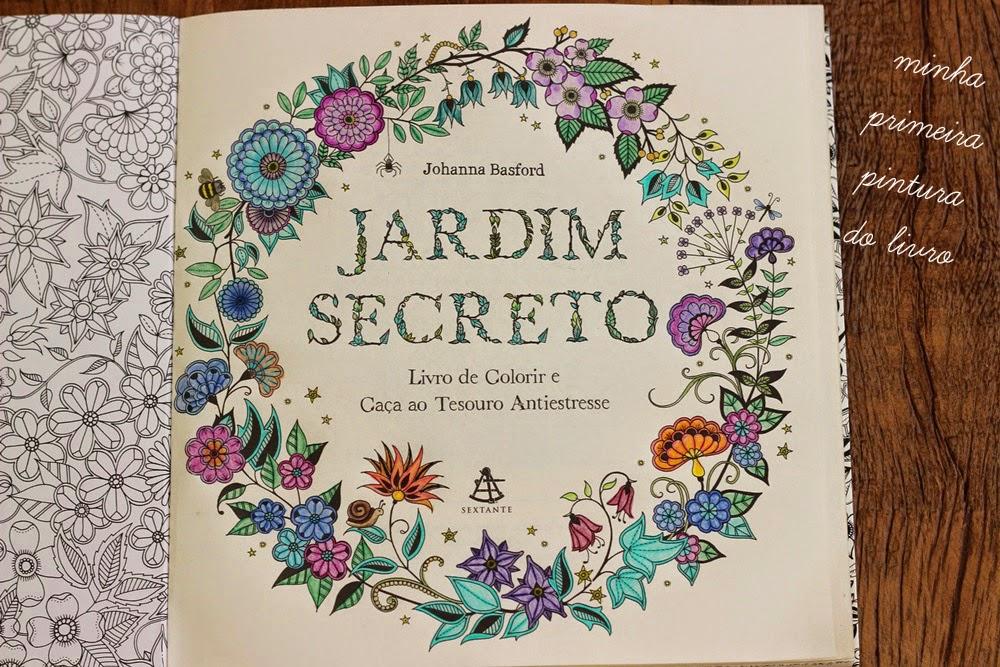 fotos do livro jardim secreto : fotos do livro jardim secreto:CasaMila.com: livro jardim secreto – viciante