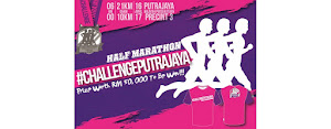 Challenge Putrjaya Night Marathon 2017 - 1 October 2017