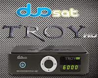 ATUALIZAÇÃO DUOSAT TROY HD (ANTIGO) - V1.72 - 05/07/2015  A01