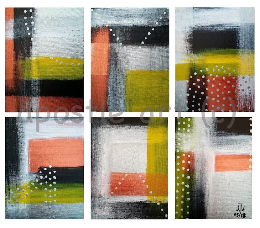 Shadow & light (mini abstract series final)