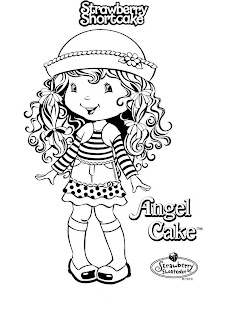 Cabello de Angel/Angelita Pastelito - Angel Cake