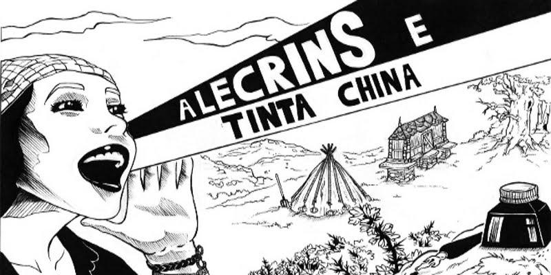 Alecrins e tinta china