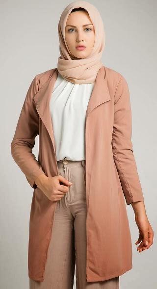 Kumpulan Koleksi Baju Muslim Wanita untuk Kerja