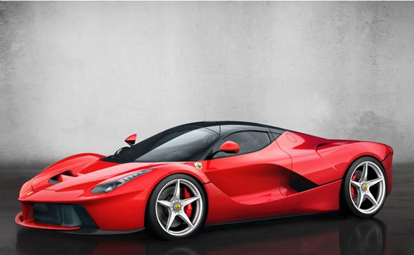 LaFerrari hypercar Ferrari