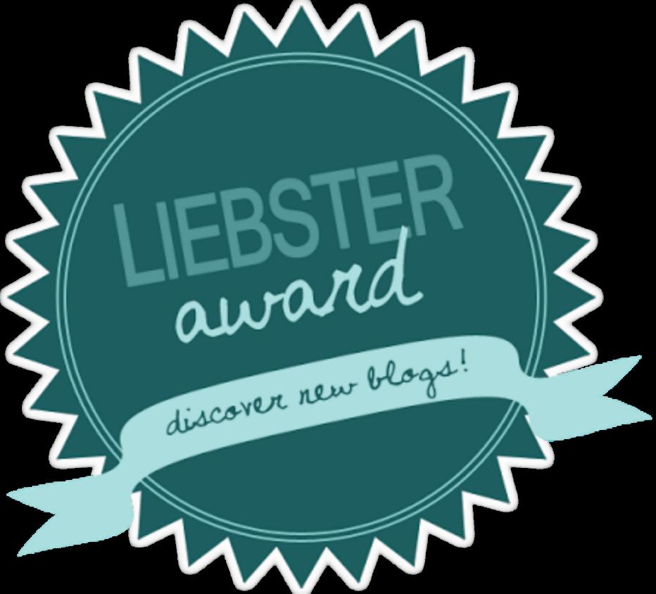 Liebster Award 2015