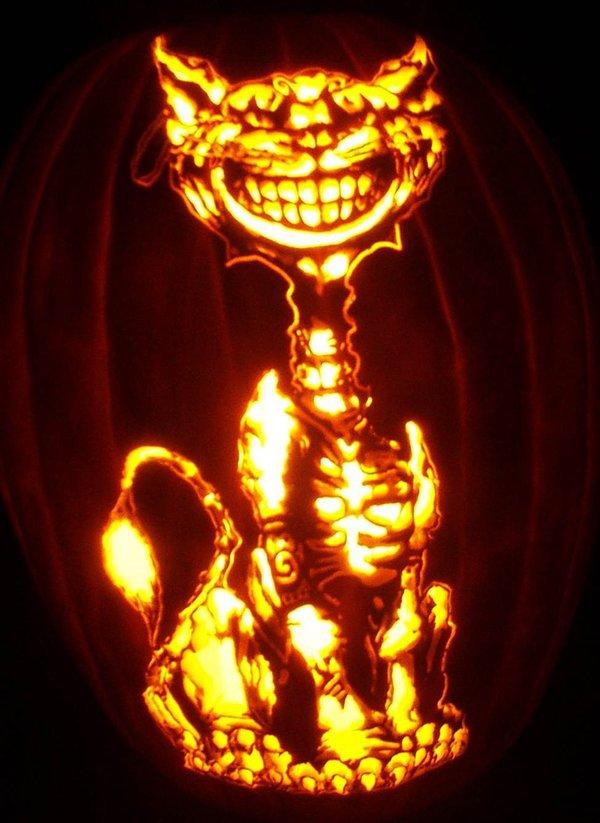 Substance of living pumpkin carving ideas