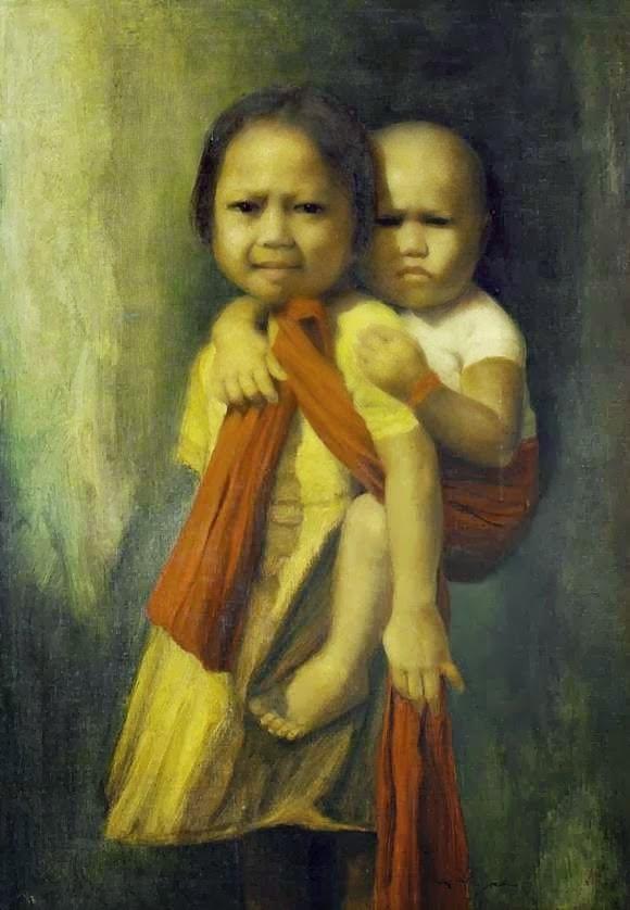 Paintings of Dullah ( 2 )