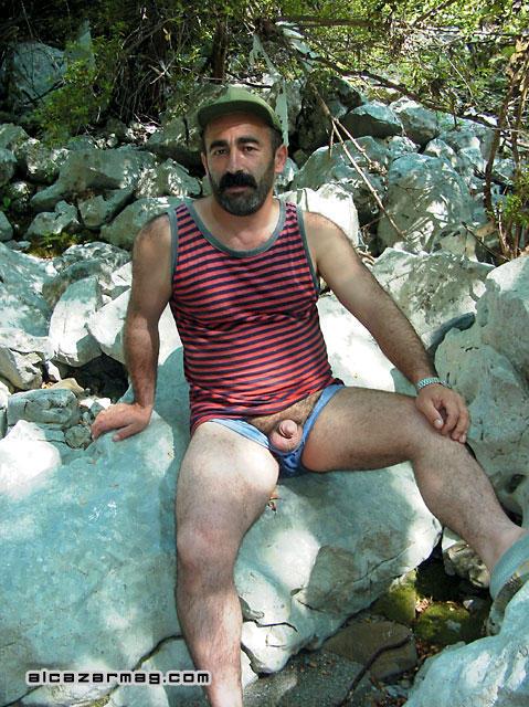 Naked Male Turks