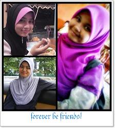 teman sejati sentiasa di hati ;)