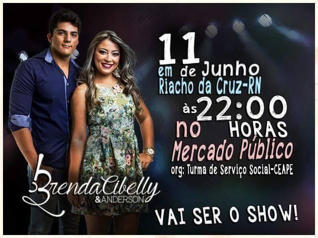 Brenda Cibelly & Anderson