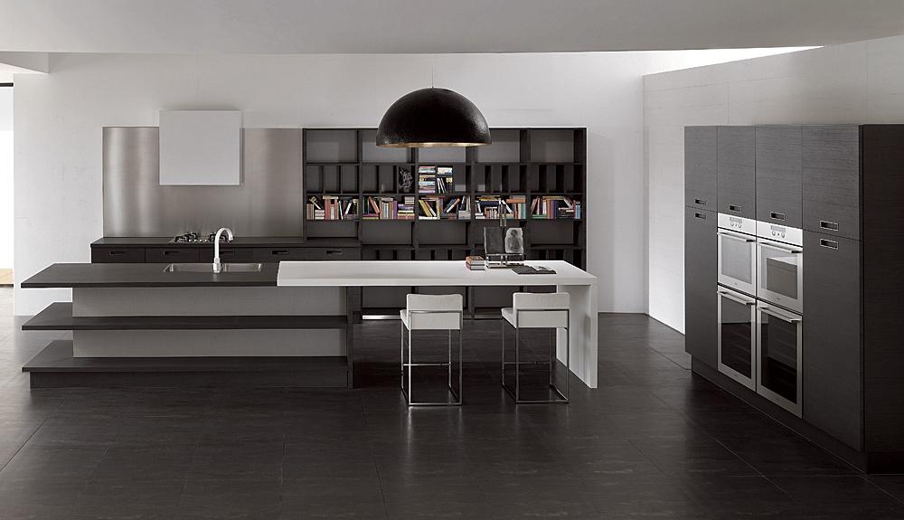 """decoracao cozinha loft:Cocinas en ambientes """"loft"""": sin paredes ni obstáculos – Cocinas con"""