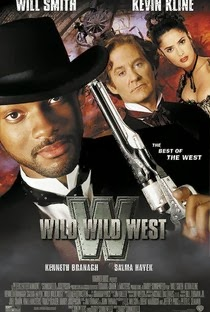 Capa do Filme As Loucas Aventuras de James West (1999) Torrent Dublado