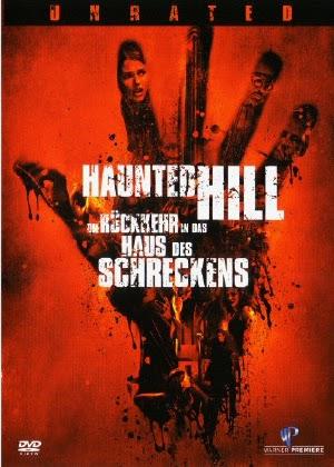 Trở Lại Ngôi Nhà Trên Ngọn Đồi Quỷ Ám - Return to House on Haunted Hill (2007) Vietsub