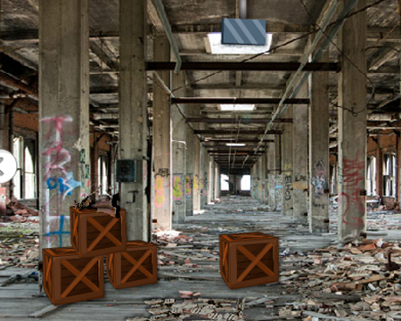 Juegos de Escape Escape From Michigan Central Station