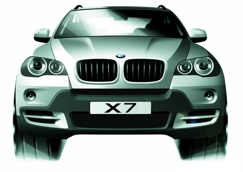 techzone bmw x7 is going to launch in china. Black Bedroom Furniture Sets. Home Design Ideas