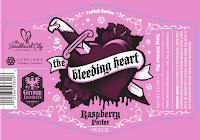 Grimm Brothers Bleeding Heart Raspberry Porter