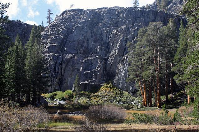 high trail granite lake