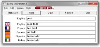 تنزيل قاموس بيرلتز للترجمة الفورية كامل برابط واحد دونلود Berlitz 2014