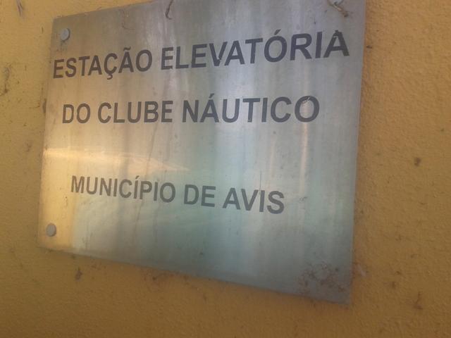 Estação Elevatória do Clube Náutico