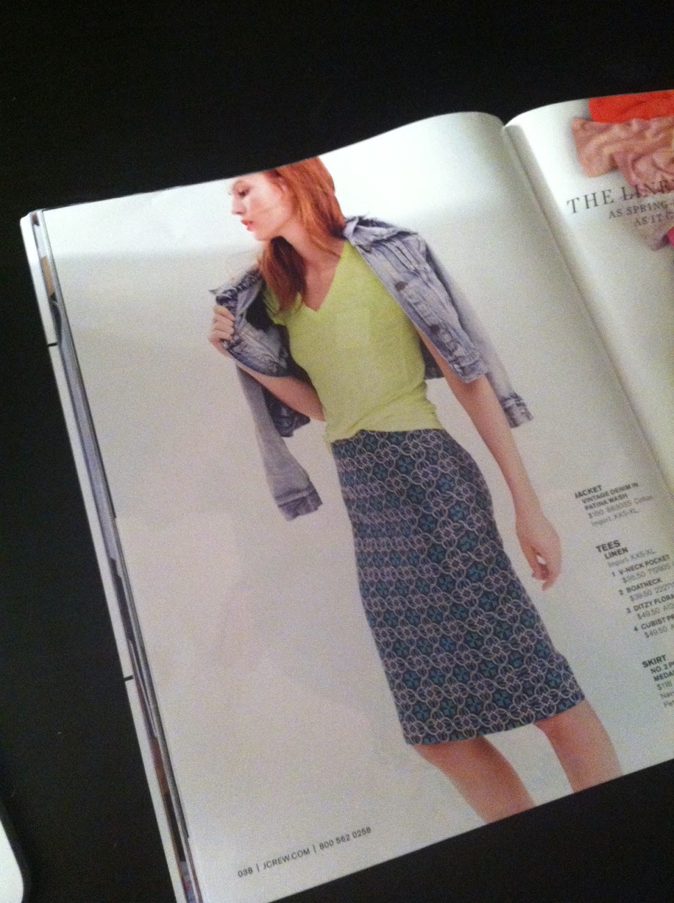 j.crew march 2014 style guide