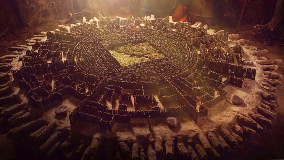 The Maze Runner Blog: Three New Glade Stills