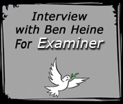 Interview with Ben Heine for The Examiner