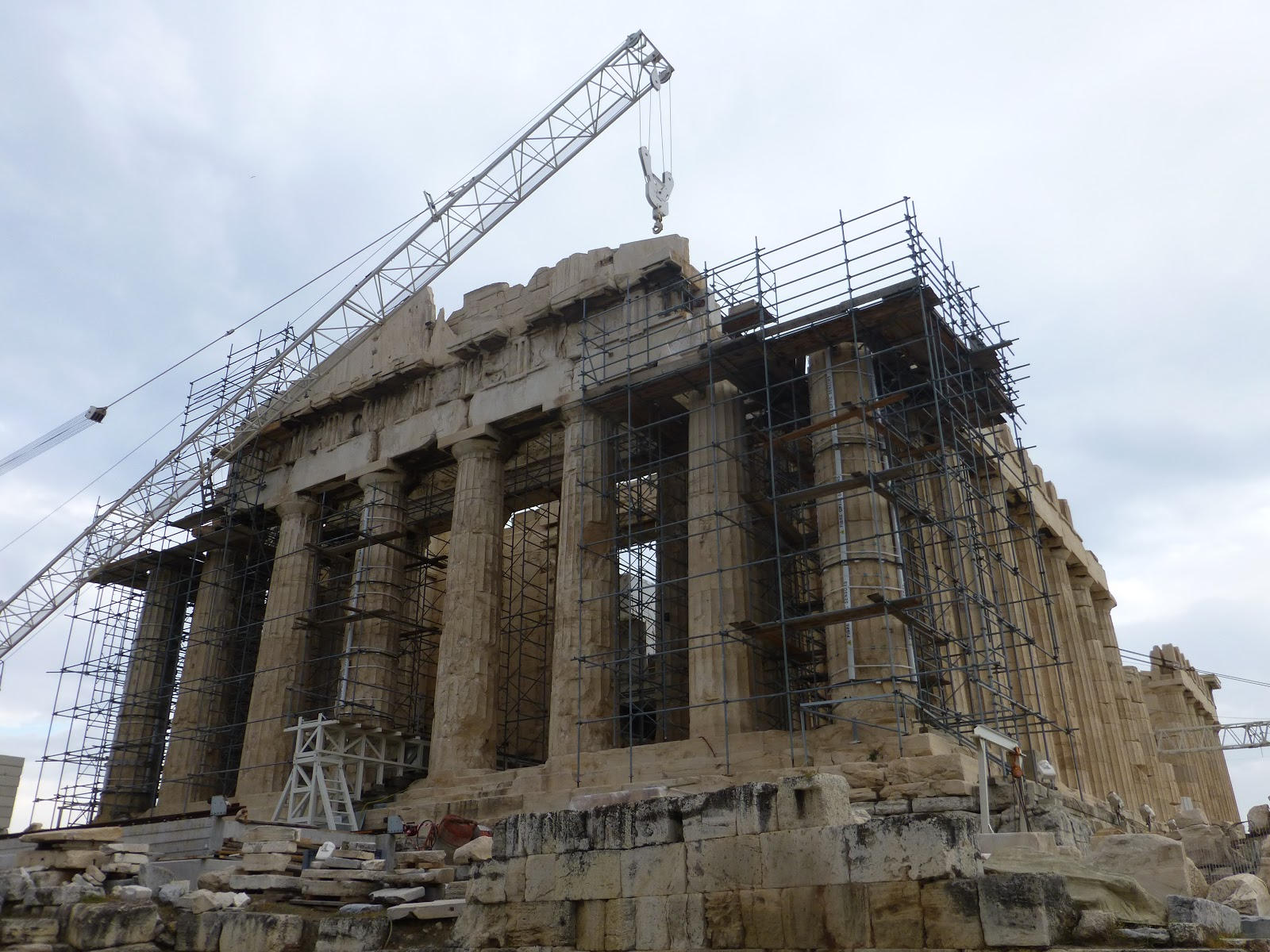 Christopher's Expat Adventure: The Acropolis