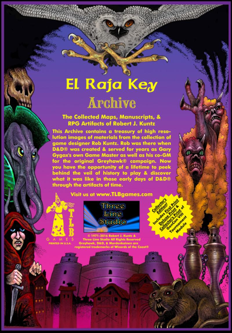 * El Raja Key