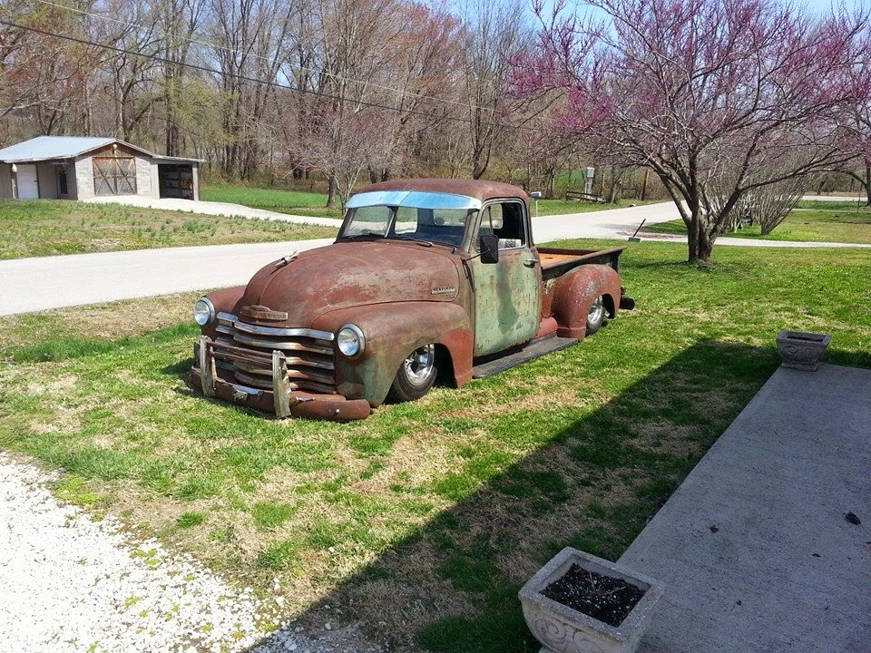 American Rat Rod Cars & Trucks For Sale: Old Chevy Truck Rat Rods