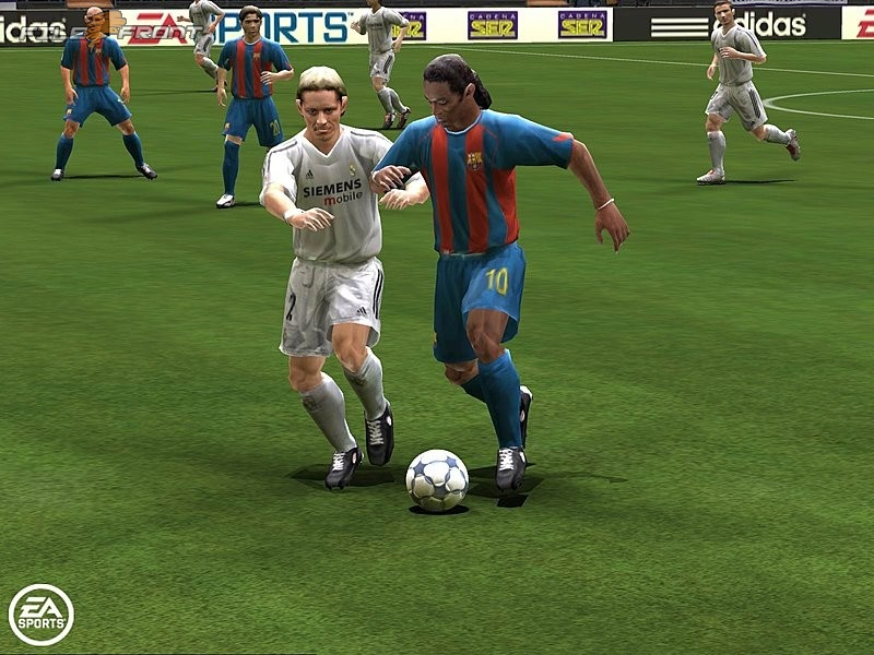 Fifa 2005 Game - Free Download Full Version For PC