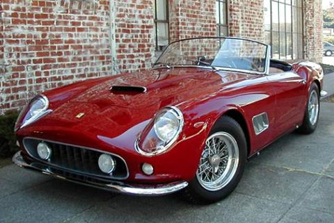 ferrari 250 gt california spyder red 1961 wallpaper car wallpaper. Cars Review. Best American Auto & Cars Review