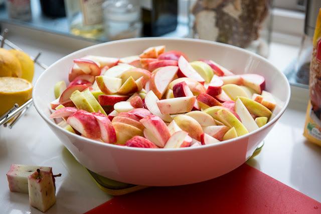 helppo omenapiirakka
