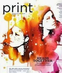 print magazine