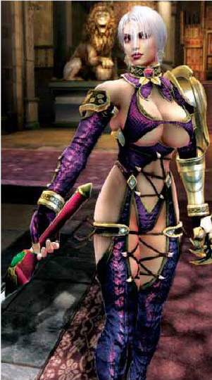 Phrase soul caliber ivy boob does not
