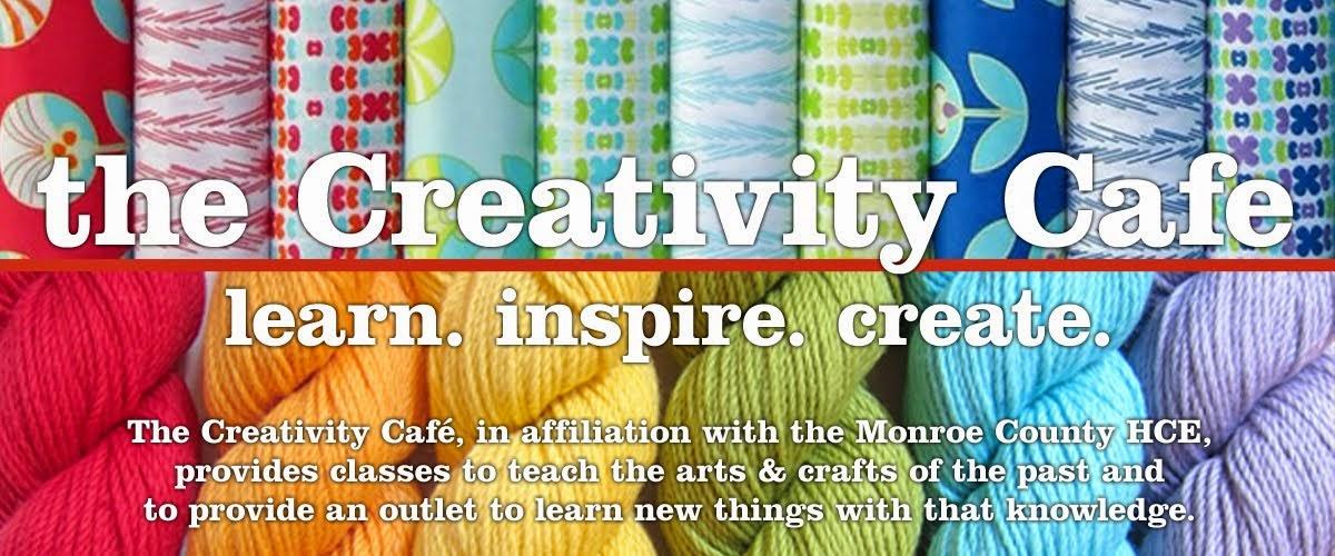 the Creativity Café